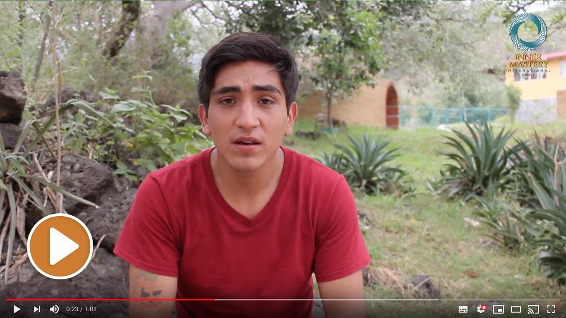 Testimonio César, participante en retiro de Ayahuasca Internacional