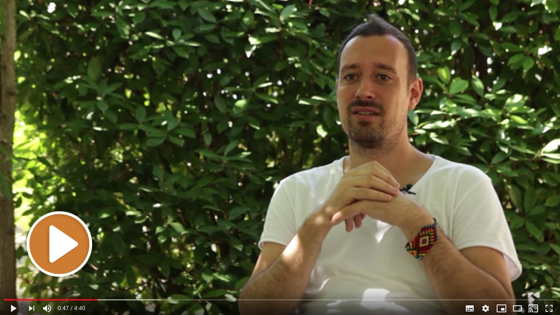 BUFO ALVARIUS testimonial